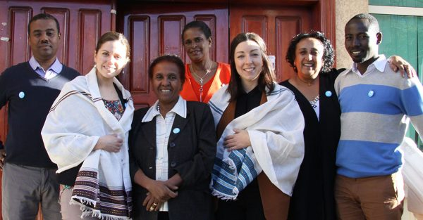 Ethiopia: Midwives helping Midwives