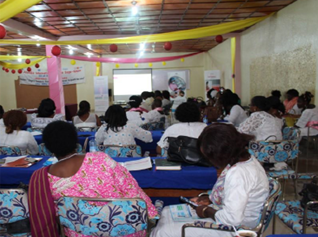 Benin: International Day of the Midwife