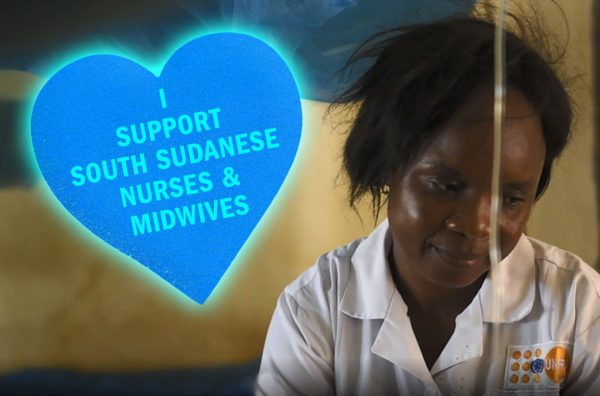 Fundraising for a Sustainable Future for Midwives in South Sudan