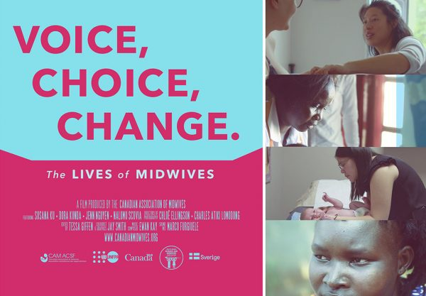 <i>VOICE, CHOICE, CHANGE: The Lives of Midwives</i>